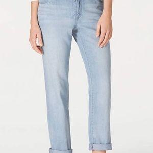 J.Jill Boyfriend Vintage Denim Jeans Size 14